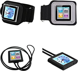 PiGGyB So Suede Armband for Apple iPod Nano 6 Generation