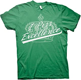 I Piss Excellence - Talladega Nights Ricky Bobby Funny T-Shirt