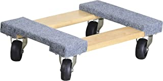 Ironton Carpeted Mover's Dolly - 1,000-Lb. Capacity, 18in.L x 12in.W