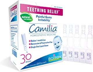 vanilla for teething babies