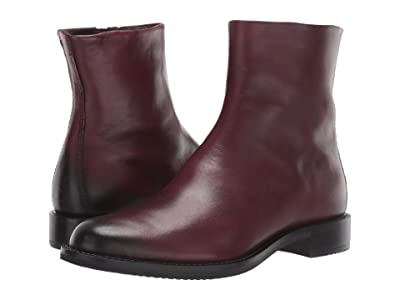 ECCO Sartorelle 25 Ankle Boot (Bordeaux) Women