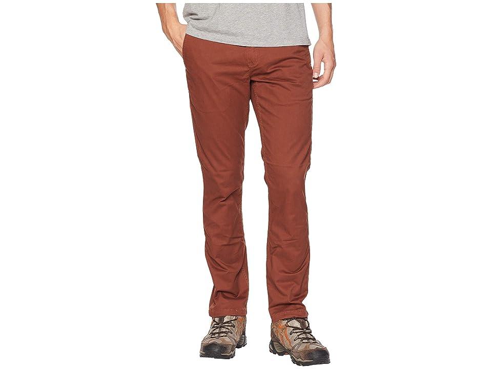 Toad&Co Mission Ridge Lean Pants (Brunette) Men