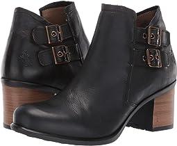 Black Janeda Leather