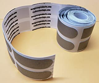 Real Bowler's Tape, Roll of 100, 3/4