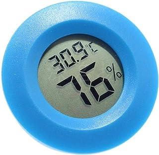 XYXZ Termómetro De Habitación Higrómetro Mini LCD Paneles Digitales Prácticos para Interiores Termómetro De Temperatura Pa...