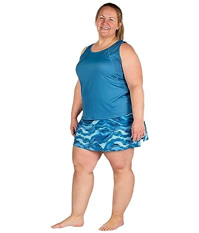 Skirt Sports Take Five Tank Top (Deep Blue) Women
