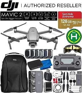 DJI Mavic 2 Pro 2 Drone Quadcopter with Hasselblad Camera Adjustable Aperture 20MP 1