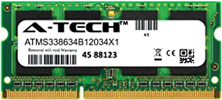 A-Tech 4GB Module for Toshiba Satellite L735D-S3102 Laptop & Notebook Compatible DDR3/DDR3L PC3-12800 1600Mhz Memory Ram (ATMS338634B12034X1)
