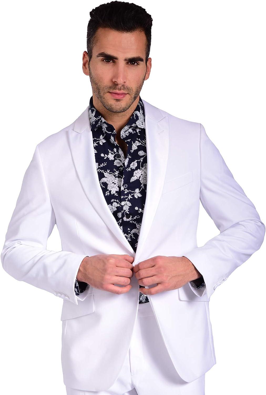 Craft & Soul Men's Slim Fit Satin Lapel Tuxedo Separates Jacket Formal Coat