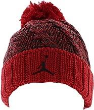 Jordan Adult Jumpman Cable Pom Beanie Hat