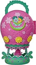 Trolls DreamWorks World Tour Tour Balloon, Toy Playset with Poppy Doll, with Storage and Handle for On-The-Go Play, Girls ...