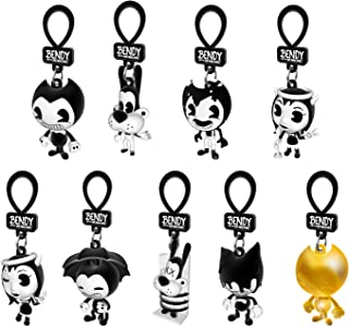 Bendy and the Ink Machine : Collector Clips Figures - Full Set - Series 1