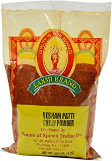 Laxmi, Resham Patti Chilli Powder, 400 Grams(gm)