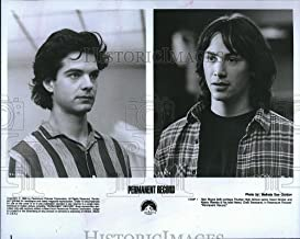 Historic Images 1988 Press Photo Actors Alan Boyce & Keanu Reeves in Permanent Record
