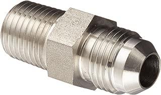 Eaton Weatherhead 5217X6 Stainless Steel SAE 37 Degree (JIC) Flare-Twin Fitting, Adapter, 1/4