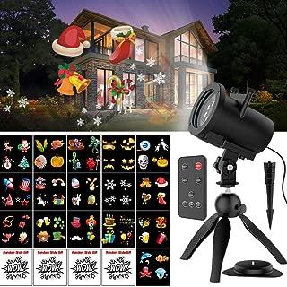 Best outdoor halloween projection Reviews
