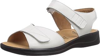 Ganter Monica-g open sandalen voor dames met sleehak.