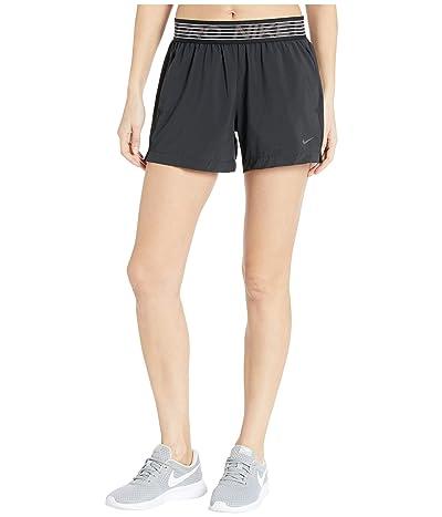 Nike Flex Shorts 4 Essential (Black/Thunder Grey) Women