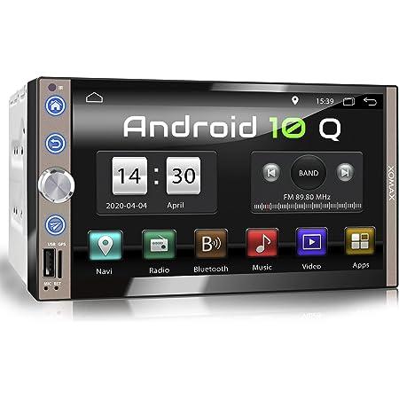 Xomax Xm 2va769 Autoradio Mit Android 10 Quad Core 2gb Ram 32gb Rom Gps Navigation I