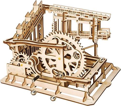tienda en linea HXZB 3D 3D 3D Puzzle, 3D Puzzle de mármol de ejecución del Kit de construcción de Modelo  servicio considerado