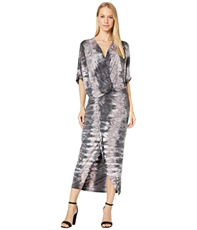 Young Fabulous & Broke Luana Dress (Amethyst Ikat Wash) Women