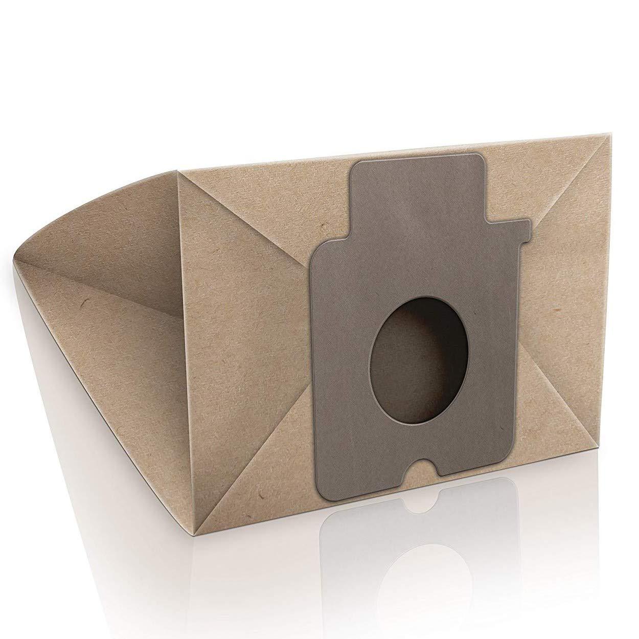 ✧WESSPER® Bolsas de aspiradora para Panasonic MC-80 (5 piezas, papel): Amazon.es: Hogar