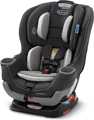 Graco Extend2Fit Convertible Car Seat   Ride Rear Facing Longer with Extend2Fit, Redmond, Amazon Exclusive