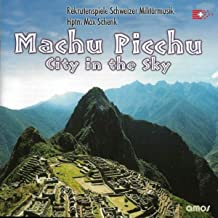 machu picchu city in the sky score
