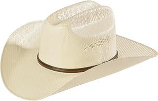 b173483d551 Twister Men s 5X Shantung Double S Straw Cowboy Hat Natural ...
