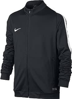 NIKE Youth Squad 16 Sideline Knit Soccer Jacket