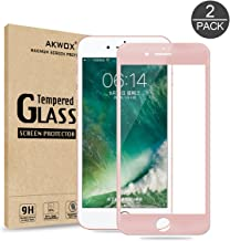 Best rose gold screen protector iphone 8 plus Reviews