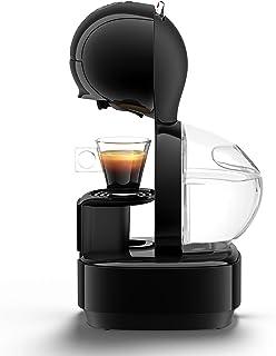 Nescafe Dolce Gusto Coffee Machine, Black, Lumio