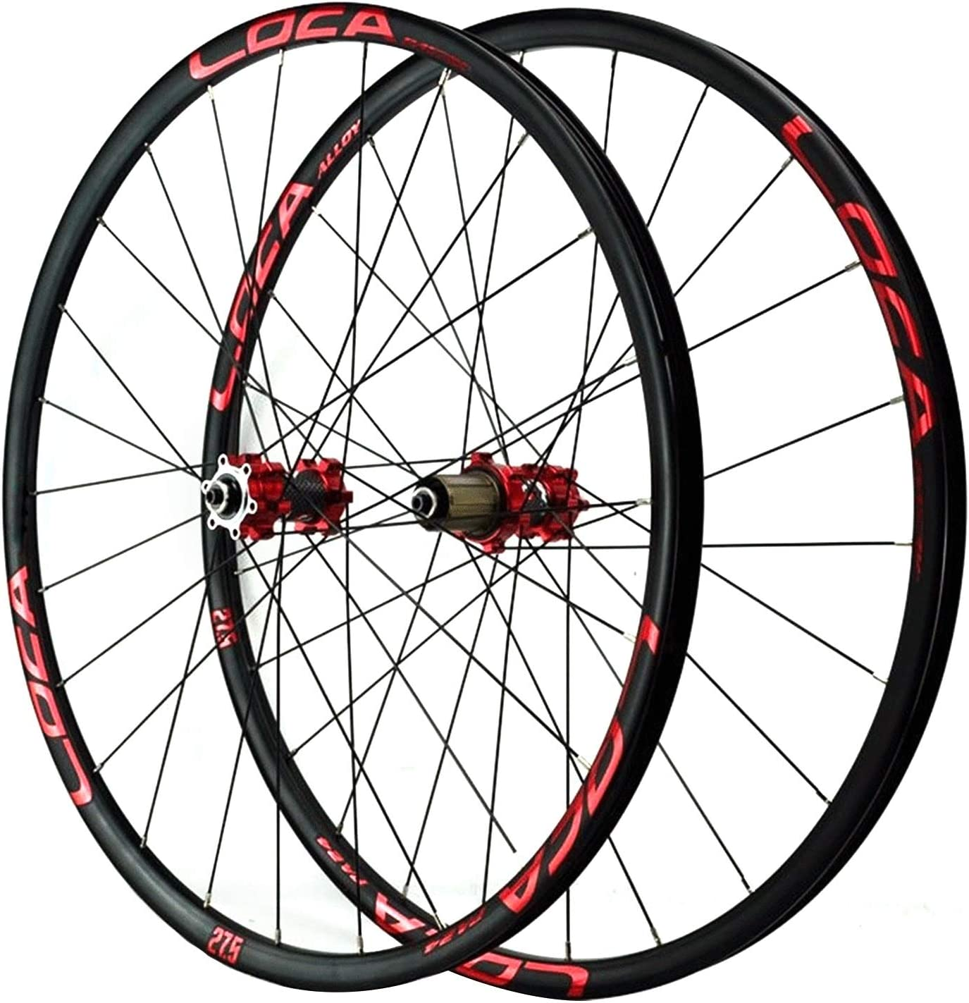 GXFWJD Tulsa Mall Bicycle Wheelset MTB Bike Wheel 27.5 Sealed In a popularity 26 Be Inch 29