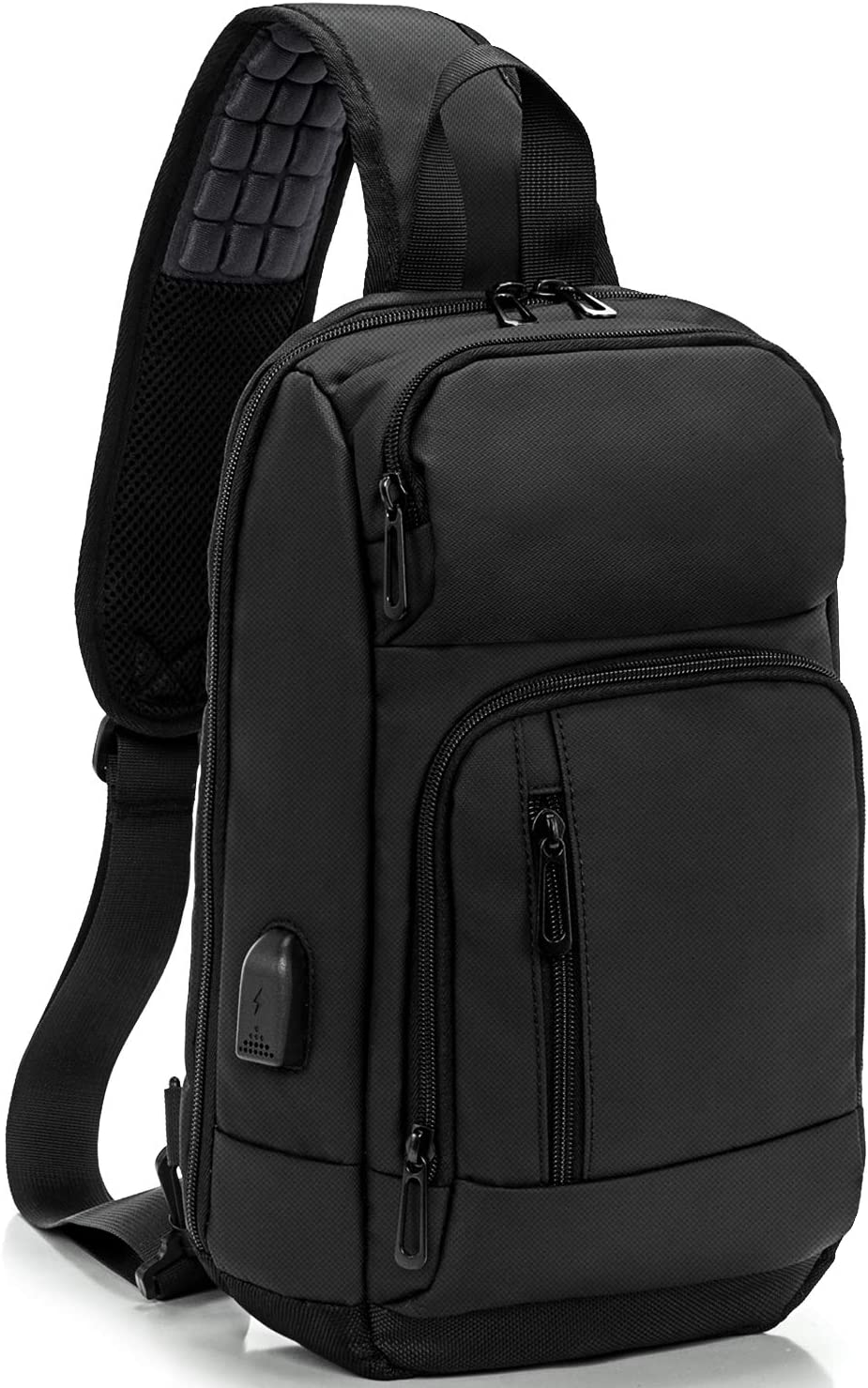 KINGSLONG Waterproof Sling Backpack Bag Selling for Men C online shop with USB Women
