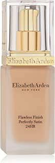 Elizabeth Arden Flawless Finish Perfectly Satin Foundation, Neutral Bisque, 30ml