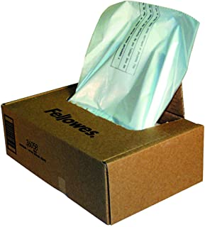 Fellowes Shredder Bags Office Storage Container (3605801)