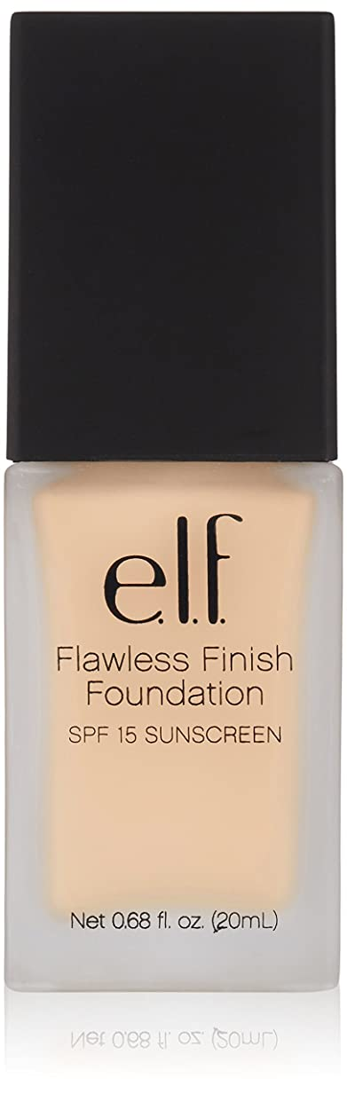 民間人前部宿るe.l.f. Studio flawless finish foundation buff, 0.68 Ounce