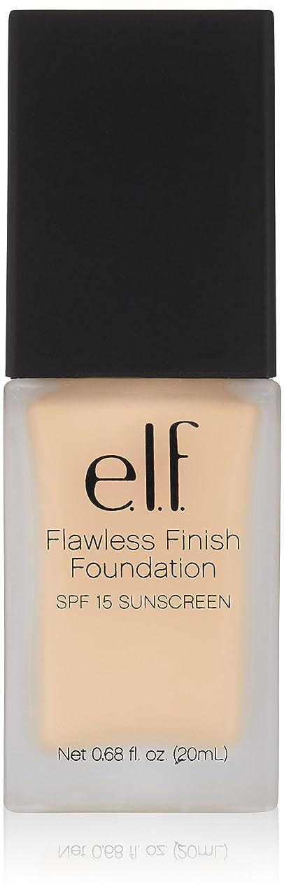 半円ゆでるシーンe.l.f. Studio flawless finish foundation buff, 0.68 Ounce