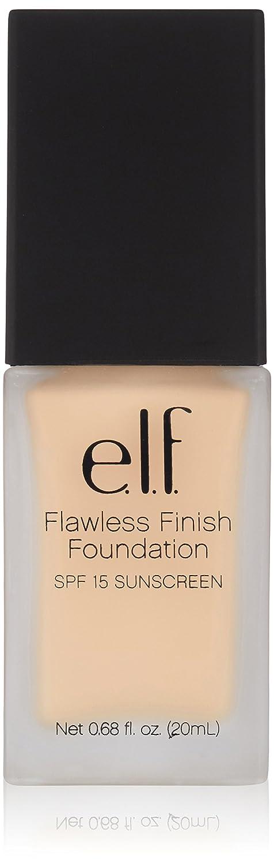 広々洞察力のあるモートe.l.f. Studio flawless finish foundation buff, 0.68 Ounce