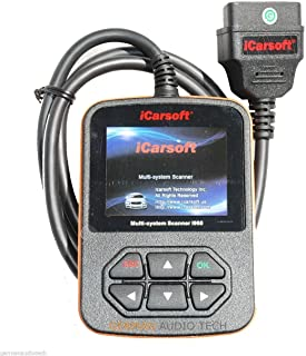 iCarsoft Compatible with Porsche Obd2 Diagnostic Code Scanner Fault Erase Tool Equipment Carrera Turbo Panamera Boxster Cayman Cayenne 911 996 997 991, i960
