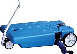 Barker (27844) 4-Wheeler Tote Tank - 32 Gallon Capacity