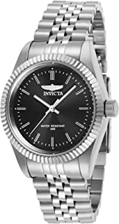 Invicta Women's Quartz Watch, Analog Display and Stainless Steel Strap 29395