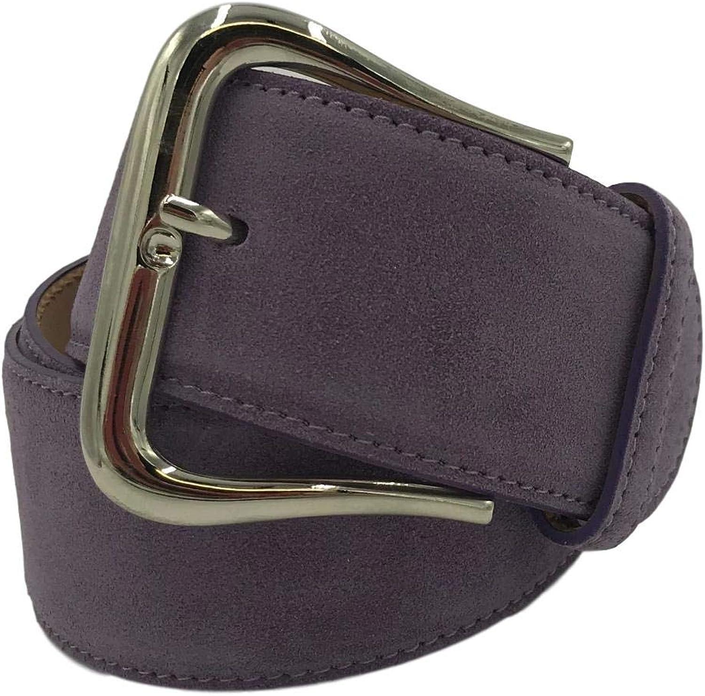 Tailored Sportsman Belt Light Purple service free shipping Large Suede