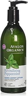 Avalon Organics Revitalizing Peppermint, Pack of 1