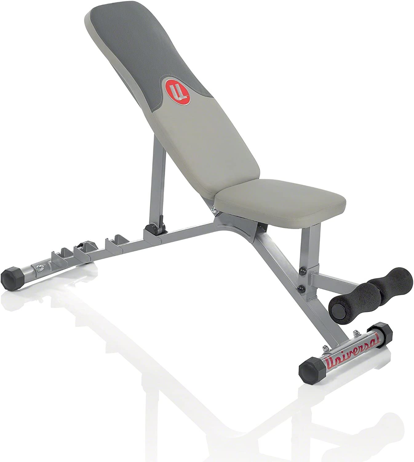 Sunny-Health-&-Fitness-SF-BH6505-Flat-Up-Bench
