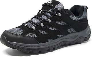 أحذية Chenghe للرجال المشي لمسافات طويلة خفيفة الوزن جيدة التهوية أحذية رياضية للمشي في الهواء الطلق والرحلات المشي