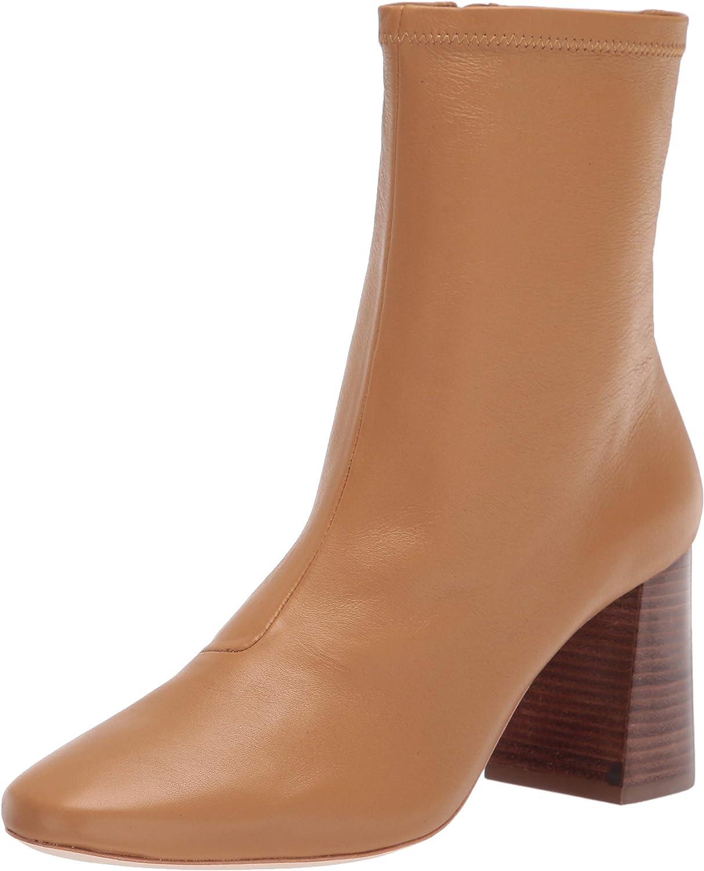 Loeffler Attention brand Randall Women's free shipping Boot Ankle Elise-stna