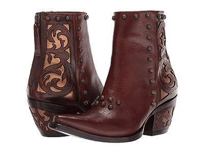 Ariat Diva (Warm Cognac) Cowboy Boots