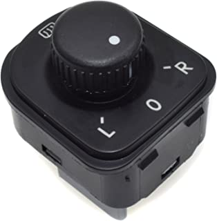 New Mirror Adjust Switch Knob 1K0959565K For VW Jetta Golf MK5 MK6 Passat Tiguan GTI 2005-2012