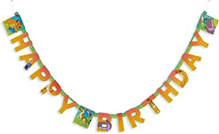 American Greetings The Lion Guard Happy Birthday Hanging Letter Banner